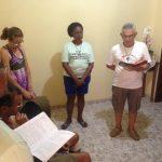 Missionários vicentinos em ação e oração