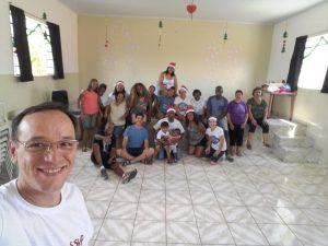 Vicentinos do Conselho Particular Jardim da Granja, em São José dos Campos (SP)