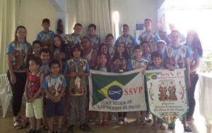 Conferência de Crianças e Adolescentes São Cosme e São Damião, de São João del Rei (MG)