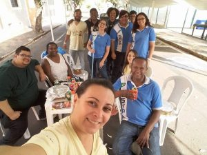 Amigos vicentinos de Limeira (SP)