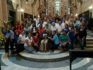 Missa celebrada na Catedral de Belém