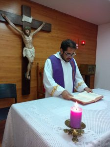 Padre Alexandre Nahass Franco