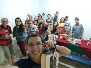 Conferência Nossa Senhora Desatadora de Nós, em Araucária (PR)