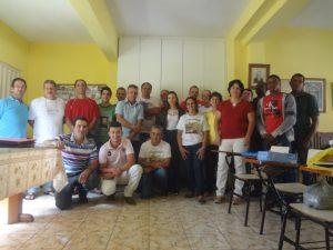 Vicentinos do Conselho Central de São João Del-Rei (MG)